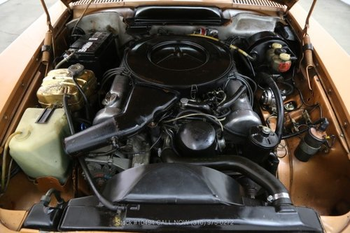 1972 Mercedes-Benz 350SL With 2 Tops For Sale (picture 5 of 6)