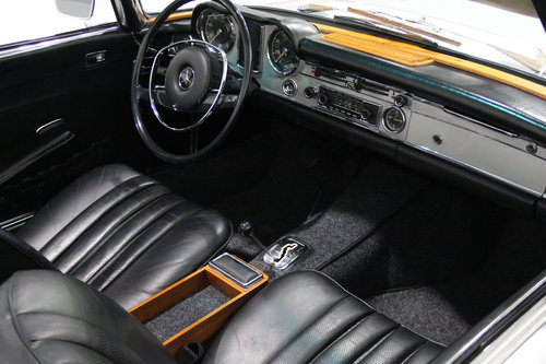 1967 Mercedes Benz 250SL W113 Pagoda Restored For Sale (picture 6 of 6)