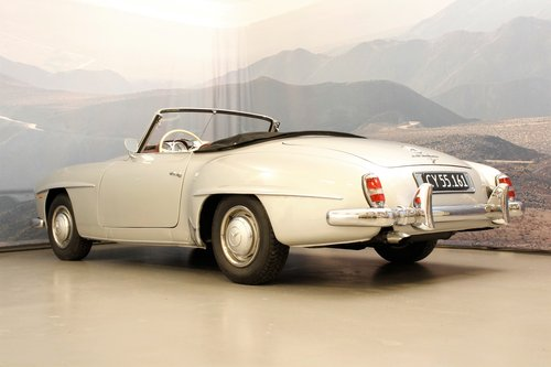 1959 Mercedes-Benz 190 SL For Sale (picture 2 of 6)