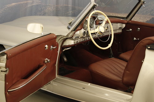 1959 Mercedes-Benz 190 SL For Sale (picture 4 of 6)