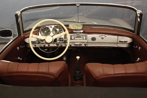 1959 Mercedes-Benz 190 SL For Sale (picture 5 of 6)