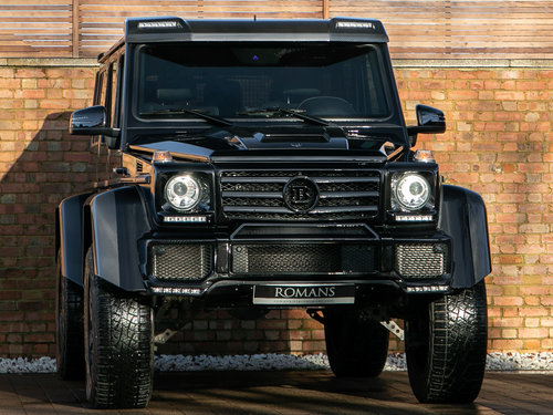 2016/16 Mercedes G500 4x4? Brabus For Sale (picture 1 of 6)