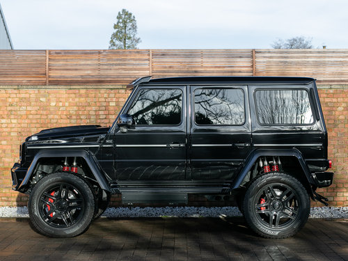 2016/16 Mercedes G500 4x4? Brabus For Sale (picture 2 of 6)