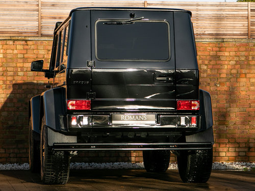2016/16 Mercedes G500 4x4? Brabus For Sale (picture 3 of 6)