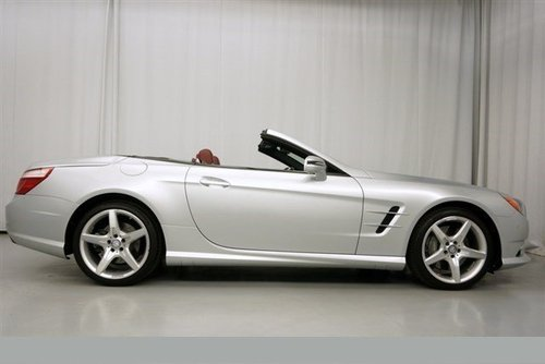 2014 Mercedes SL550 Bi Turbo only 7000 miles For Sale (picture 1 of 5)