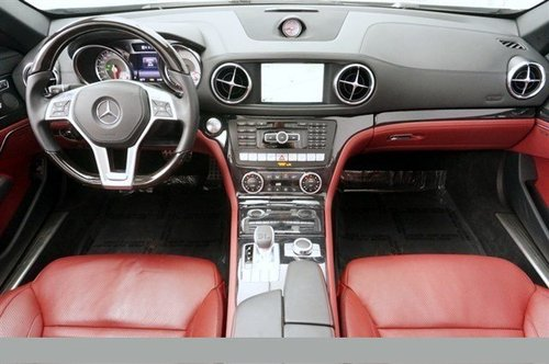 2014 Mercedes SL550 Bi Turbo only 7000 miles For Sale (picture 2 of 5)