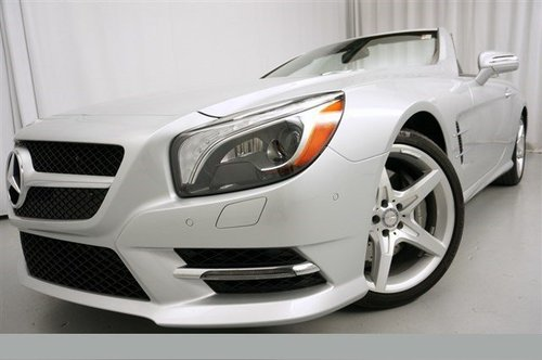 2014 Mercedes SL550 Bi Turbo only 7000 miles For Sale (picture 5 of 5)