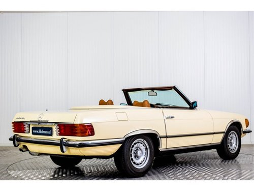 1973 Mercedes 450SL Roadster R107 For Sale (picture 2 of 6)