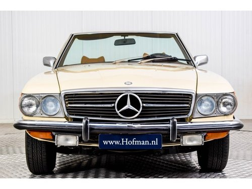 1973 Mercedes 450SL Roadster R107 For Sale (picture 3 of 6)