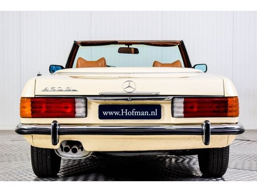 1973 Mercedes 450SL Roadster R107 For Sale (picture 4 of 6)