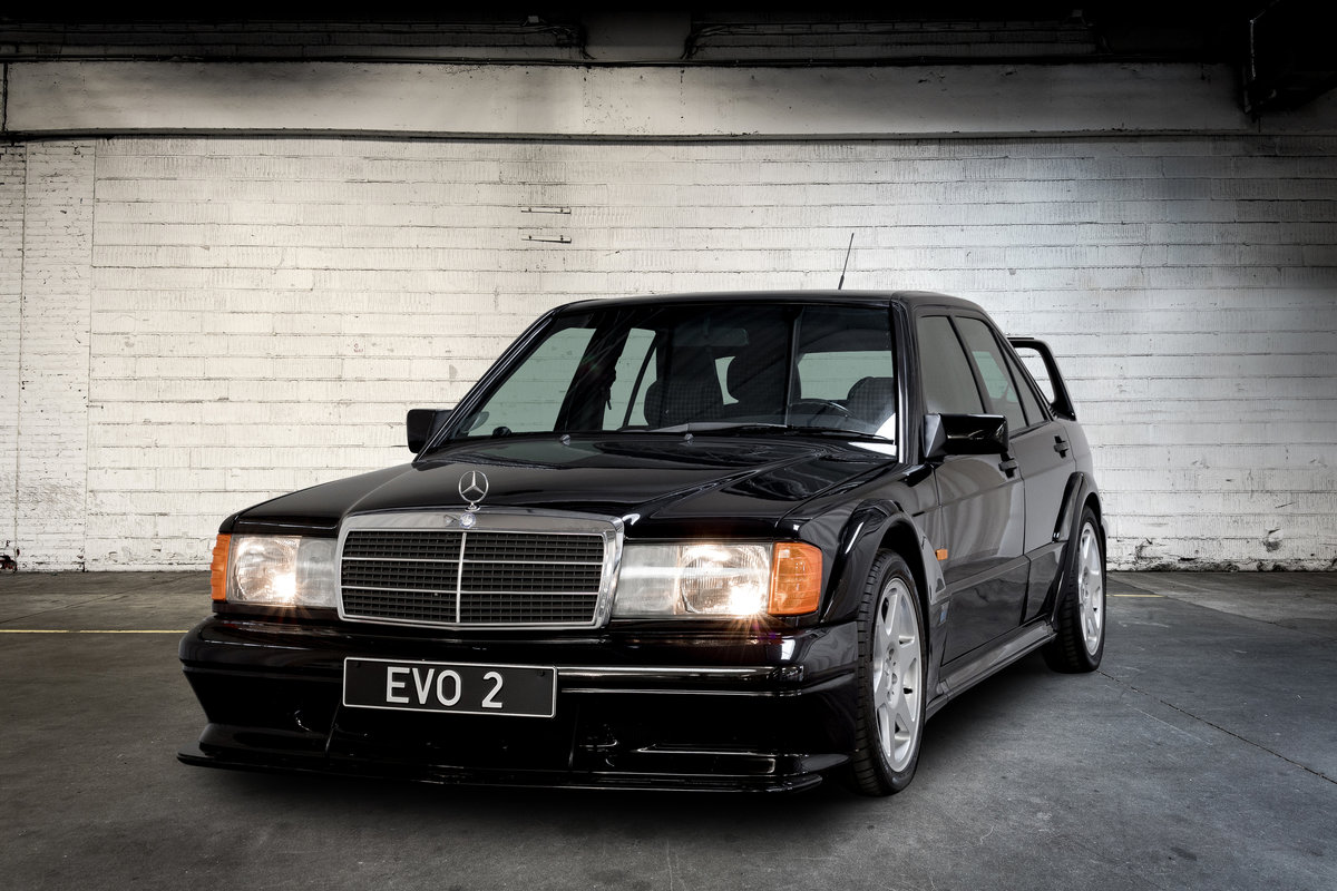 Mercedes EVO 2 Replica 1984 For Sale (picture 1 of 6)