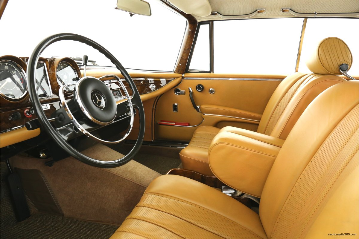 1967 Superb Mercedes 300SE  For Sale (picture 2 of 6)