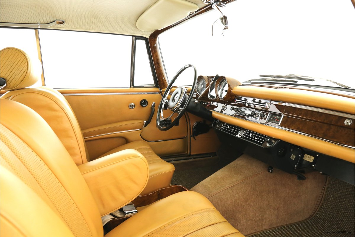 1967 Superb Mercedes 300SE  For Sale (picture 6 of 6)