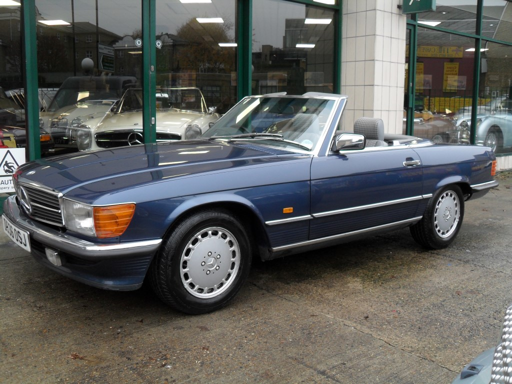 1987 Mercedes Benz 300 SL For Sale (picture 2 of 5)