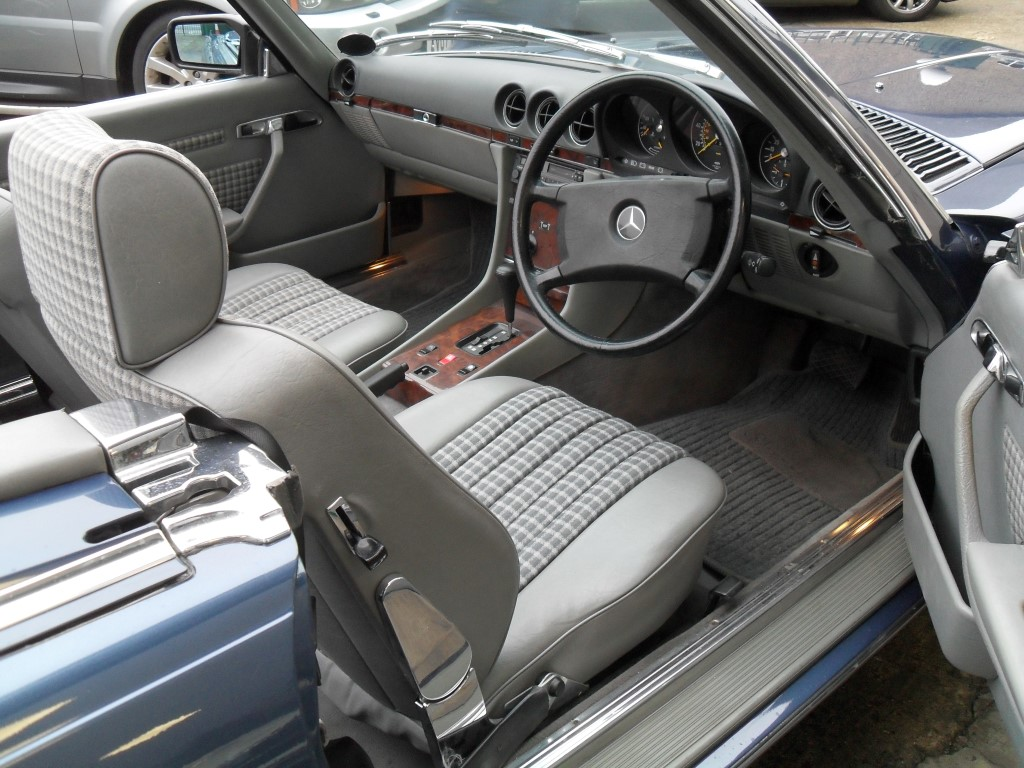 1987 Mercedes Benz 300 SL For Sale (picture 4 of 5)