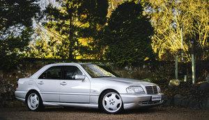 1999 Mercedes Benz AMG C43 SOLD