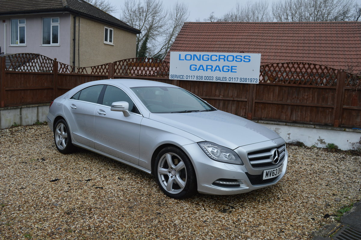 2013 Mercedes-Benz CLS 3.0 CLS350 BlueEFFICIENCY 7G-Tronic Plus For Sale (picture 2 of 6)