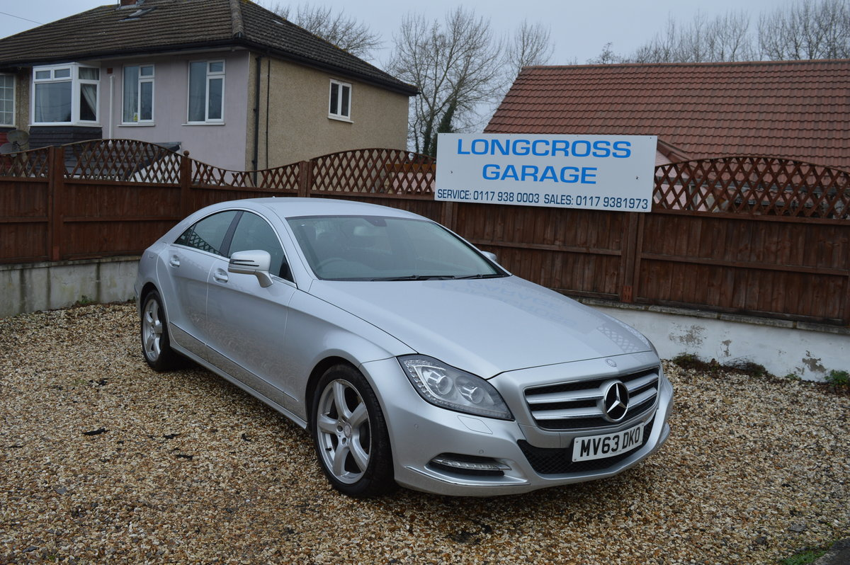 2013 Mercedes-Benz CLS 3.0 CLS350 BlueEFFICIENCY 7G-Tronic Plus For Sale (picture 3 of 6)