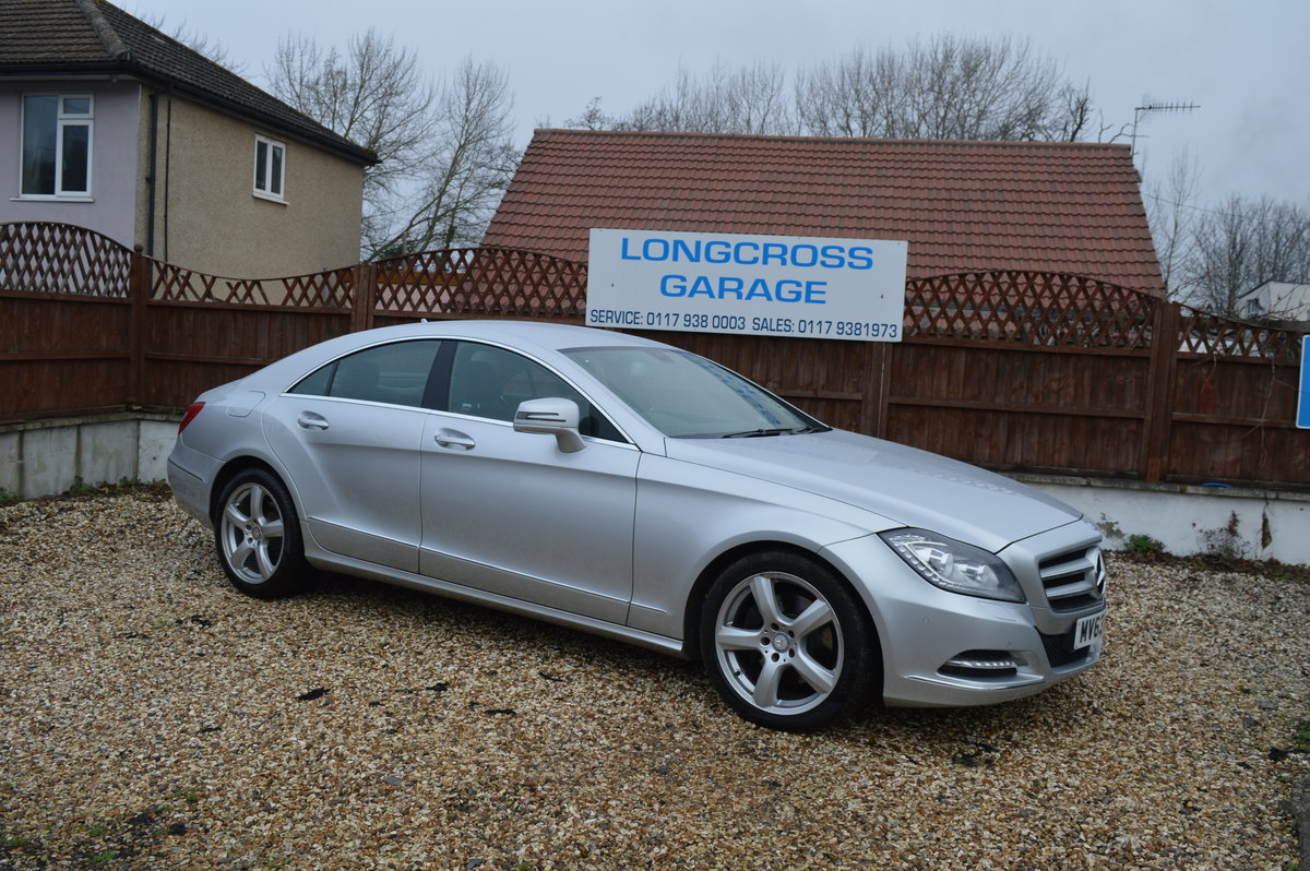2013 Mercedes-Benz CLS 3.0 CLS350 BlueEFFICIENCY 7G-Tronic Plus For Sale (picture 4 of 6)