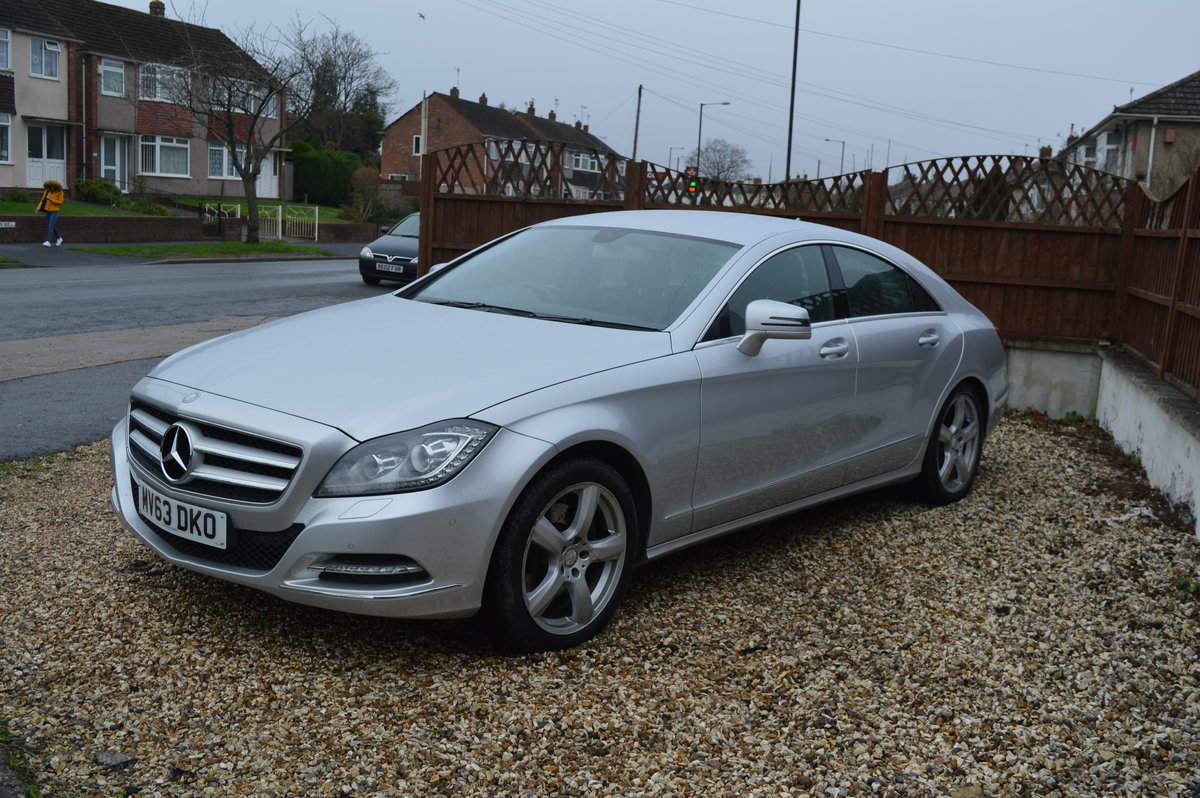 2013 Mercedes-Benz CLS 3.0 CLS350 BlueEFFICIENCY 7G-Tronic Plus For Sale (picture 5 of 6)