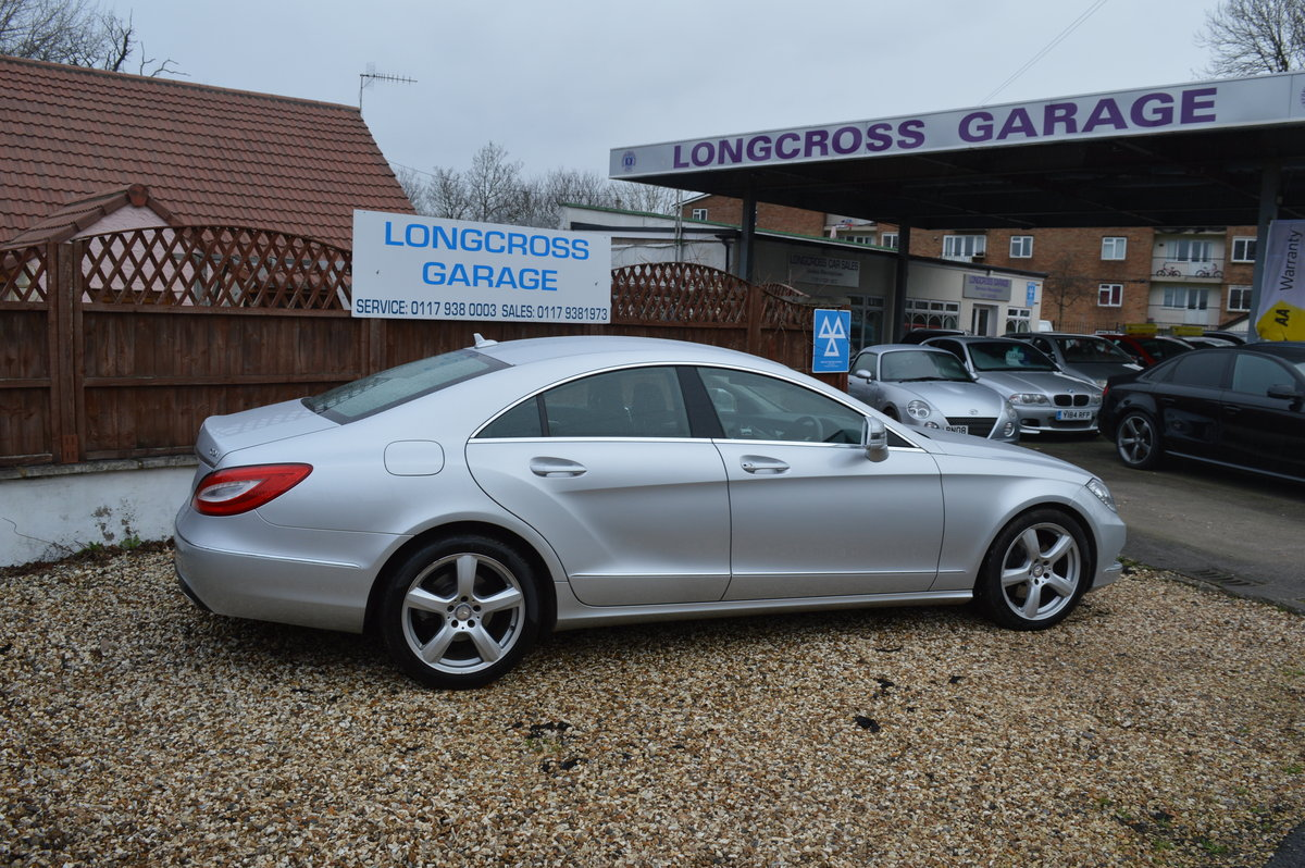 2013 Mercedes-Benz CLS 3.0 CLS350 BlueEFFICIENCY 7G-Tronic Plus For Sale (picture 6 of 6)
