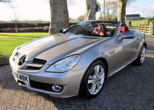 2008 SLK 350 3.5 V6 305 BHP - Very high spec! FSH! For Sale