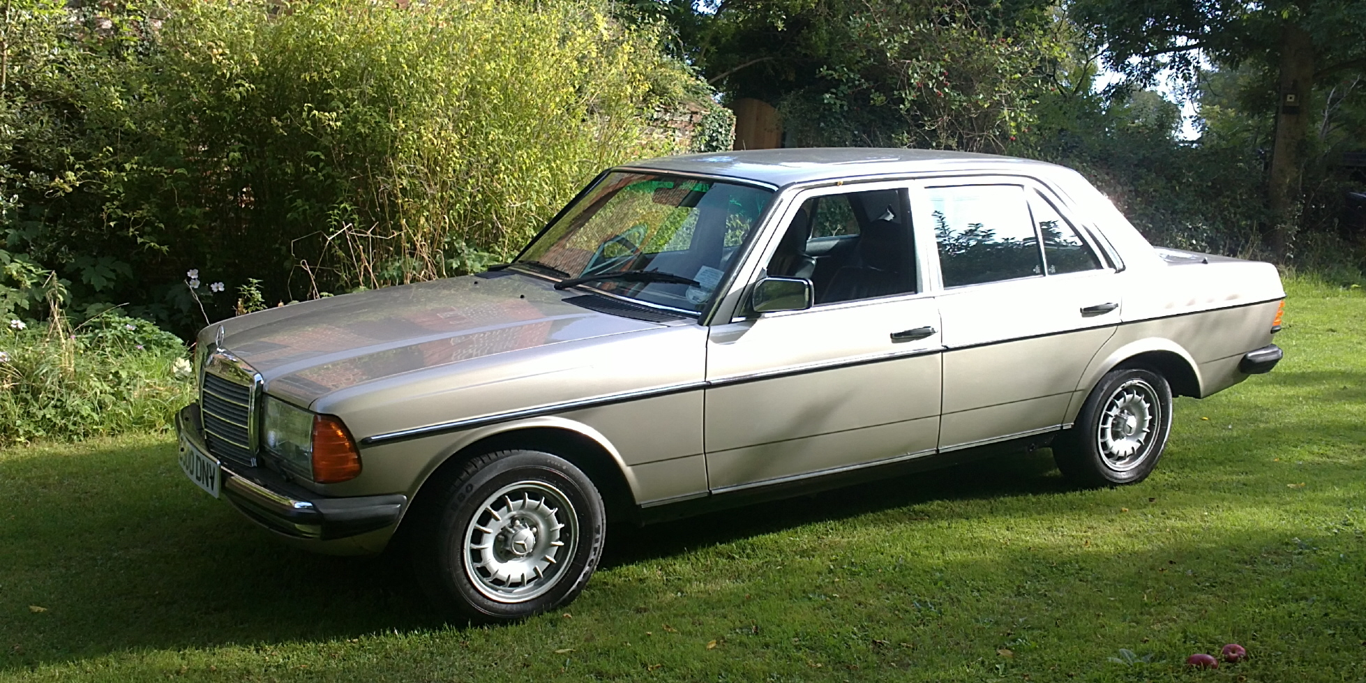 1984 Rare High Specification W123 For Sale | Car And Classic