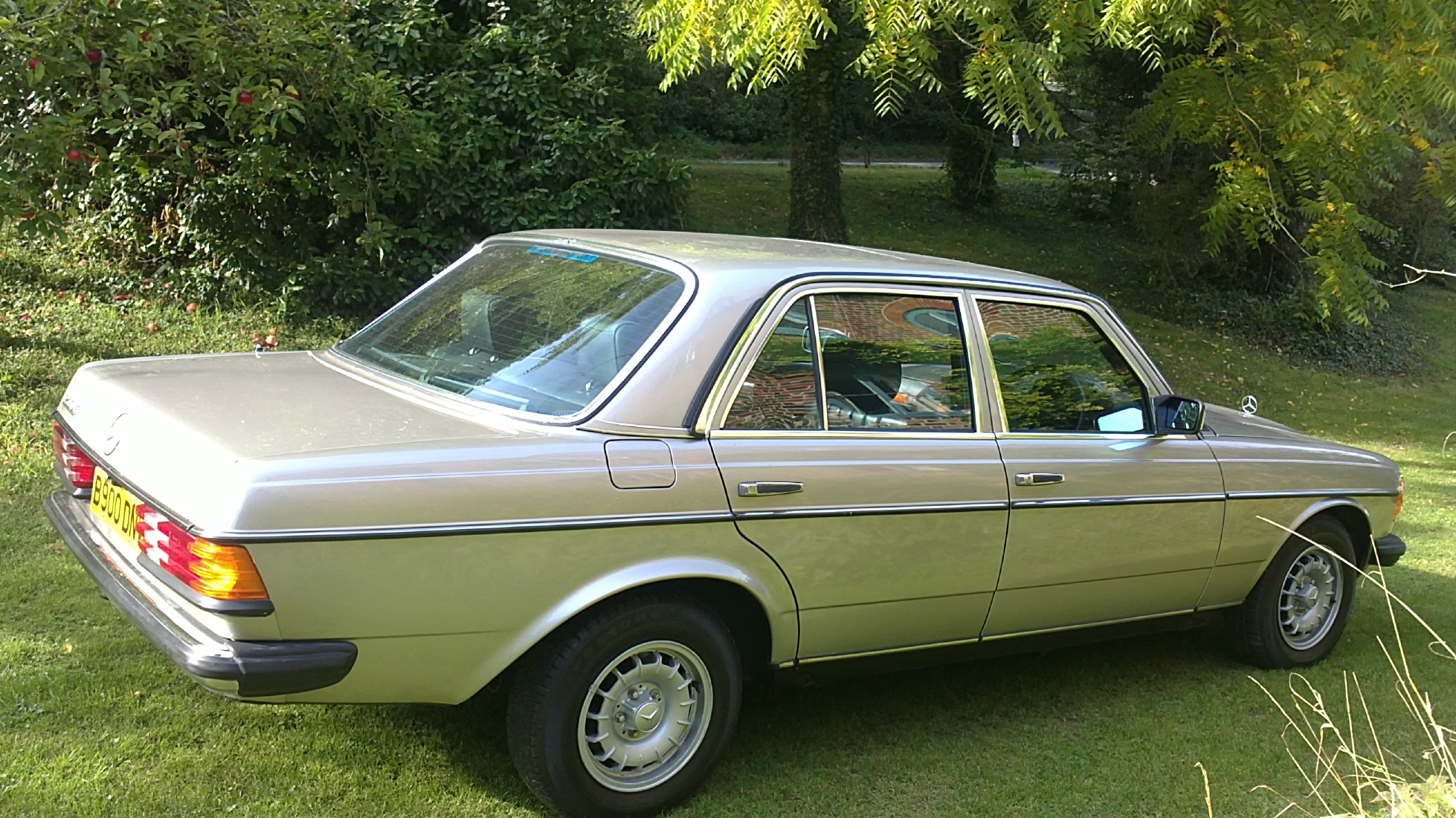1984 Rare High Specification W123 For Sale (picture 3 of 6)