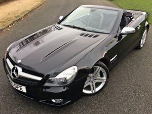 2010 Mercedes SL500 5.5 V8 388hp Roadster - High Spec