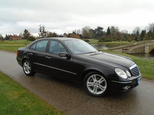 2008 MERCEDES-BENZ E-CALSS 3.0 E320 CDI ELEGANCE AUTOMATIC For Sale