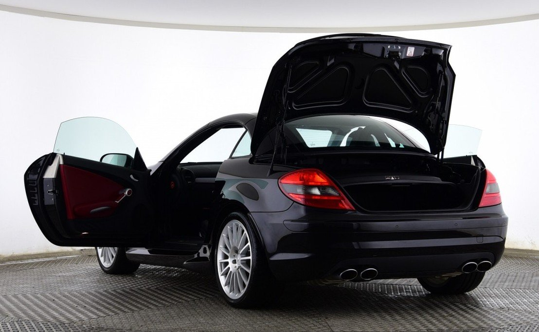 2006 Mercedes-Benz SLK55 AMG  (26000 miles!!)  For Sale (picture 4 of 6)