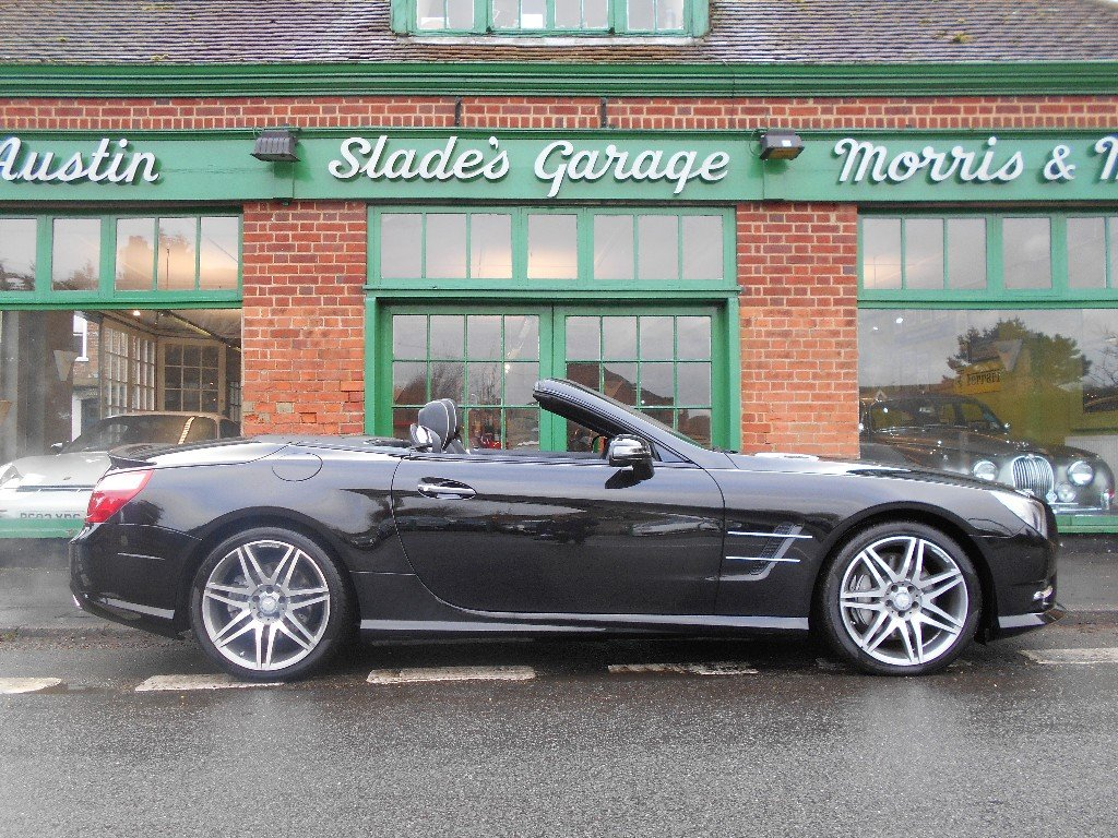 2016 Mercedes SL400  SOLD (picture 1 of 4)