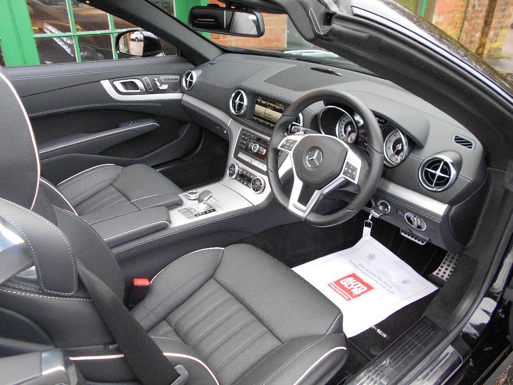 2016 Mercedes SL400  SOLD (picture 4 of 4)
