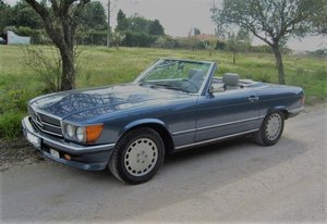 Mercedes 300 sl 1986 For Sale