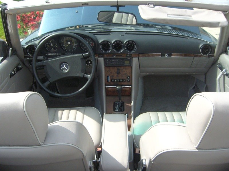 Mercedes 300 sl 1986 For Sale (picture 2 of 6)