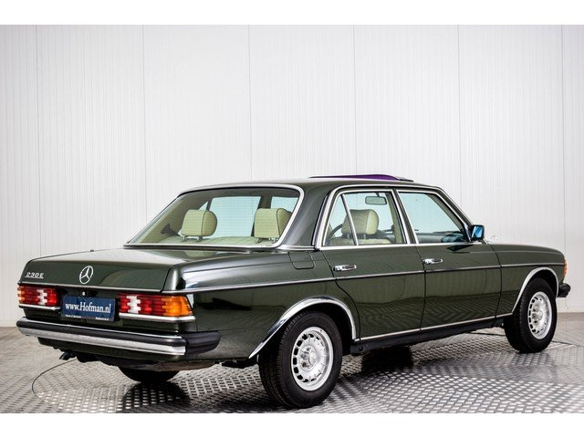 1984 Mercedes-Benz 230 E W123 For Sale (picture 2 of 6)