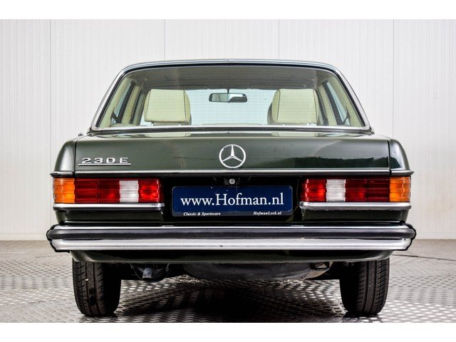 1984 Mercedes-Benz 230 E W123 For Sale (picture 4 of 6)