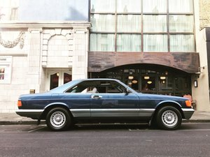 1985 Stuning Gen One 500sec with full history/books For Sale