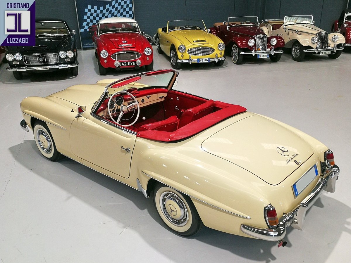 1959 MERCEDES-BENZ 190SL For Sale (picture 2 of 6)