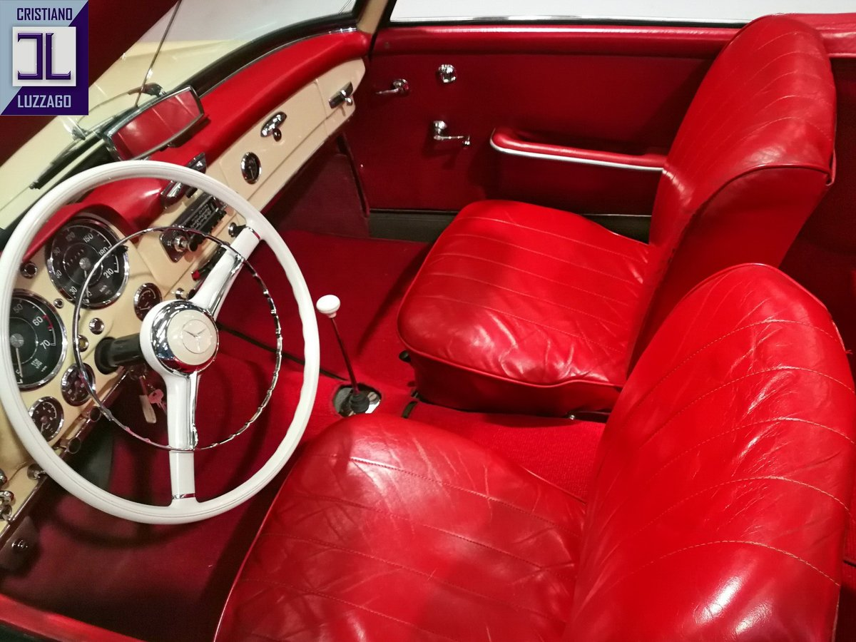 1959 MERCEDES-BENZ 190SL For Sale (picture 3 of 6)