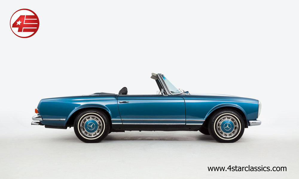 1968 Mercedes 280SL Pagoda LHD Auto W113 /// Beautifully Restored For Sale (picture 2 of 6)