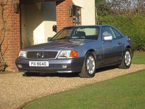 2010  1993 Mercedes-Benz 300 SL (R129)