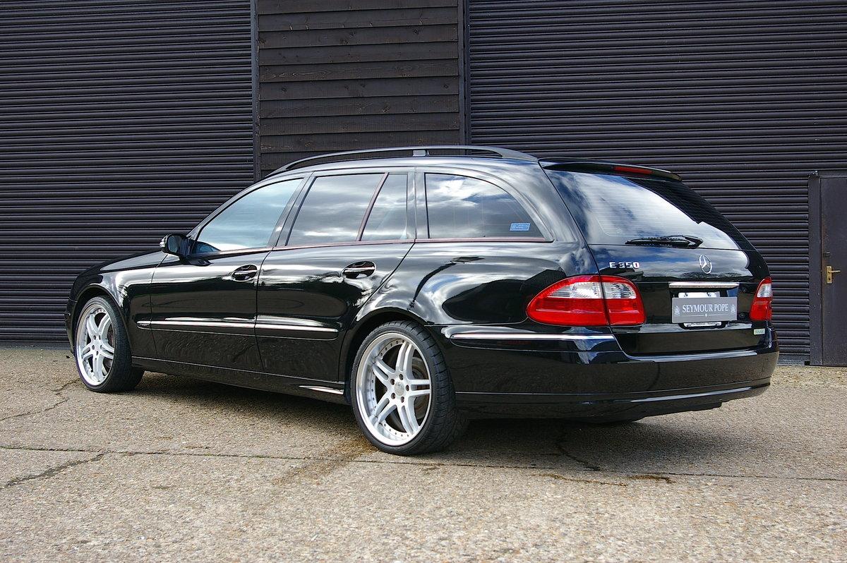 2006 Mercedes E350 Avantgarde 7G-Tronic Estate (43,696 miles) SOLD (picture 3 of 6)