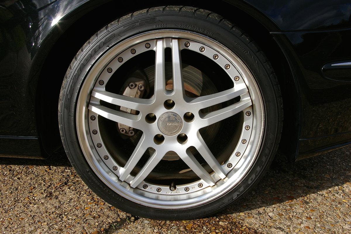 2006 Mercedes E350 Avantgarde 7G-Tronic Estate (43,696 miles) SOLD (picture 5 of 6)