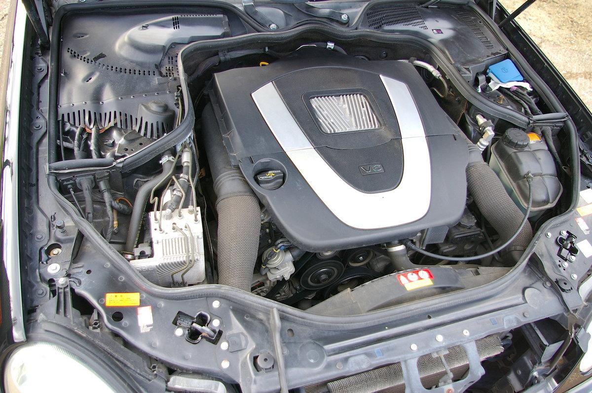 2006 Mercedes E350 Avantgarde 7G-Tronic Estate (43,696 miles) SOLD (picture 6 of 6)