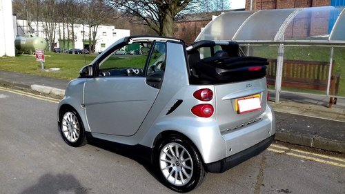 2007 MERCEDES SMART CAR FORTWO PASSION CABRIOLET CONVERTIBLE 1.0  For Sale (picture 3 of 6)