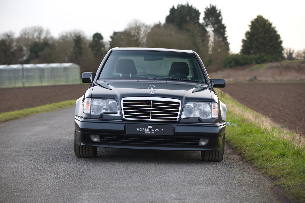 1994 Mercedes-Benz E500 Limited - Incredible History - German Car For Sale (picture 3 of 6)