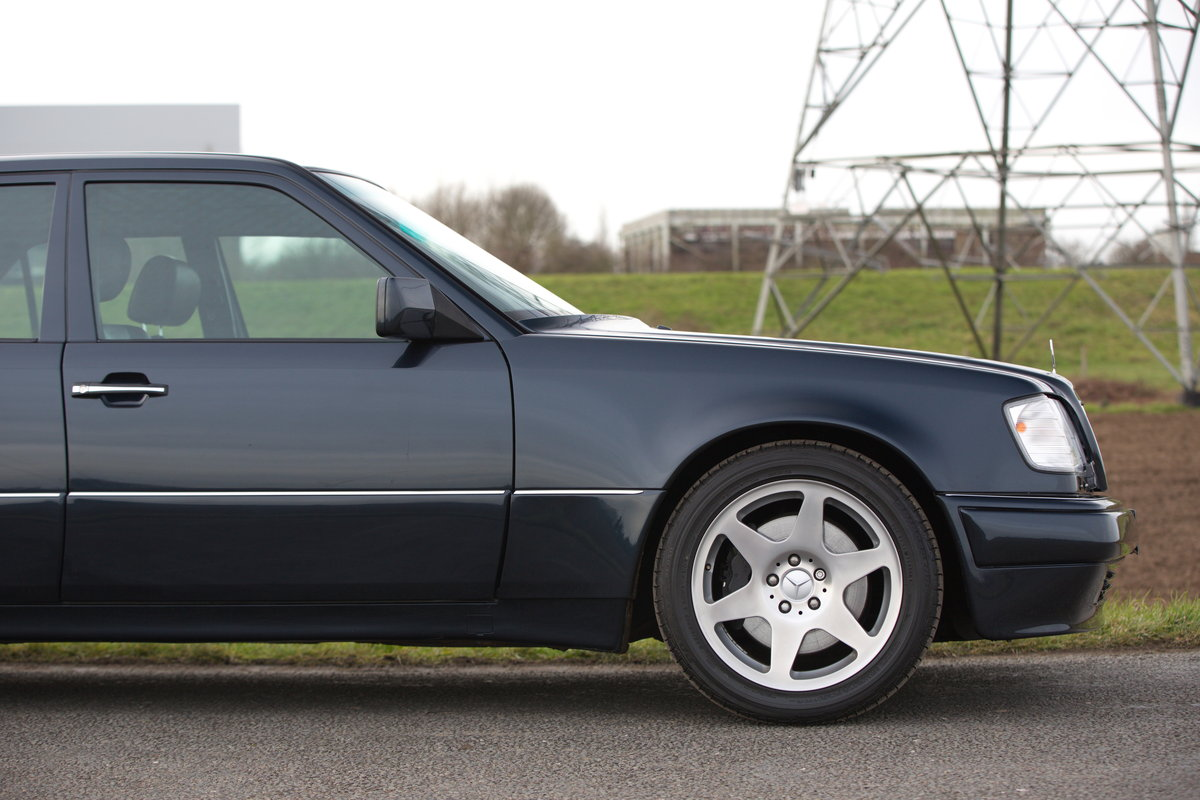 1994 Mercedes-Benz E500 Limited - Incredible History - German Car For Sale (picture 4 of 6)