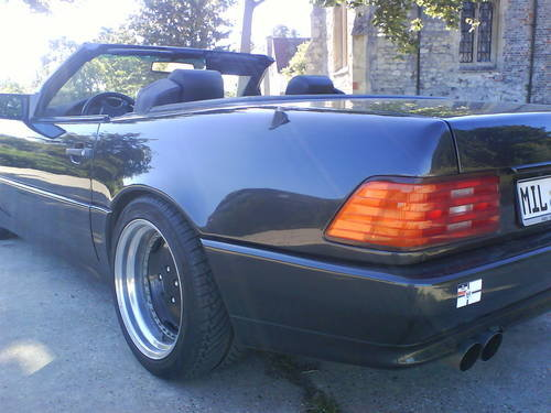 1994 Mercedes SL500-AMG Style, Lefthand drive For Sale (picture 5 of 6)