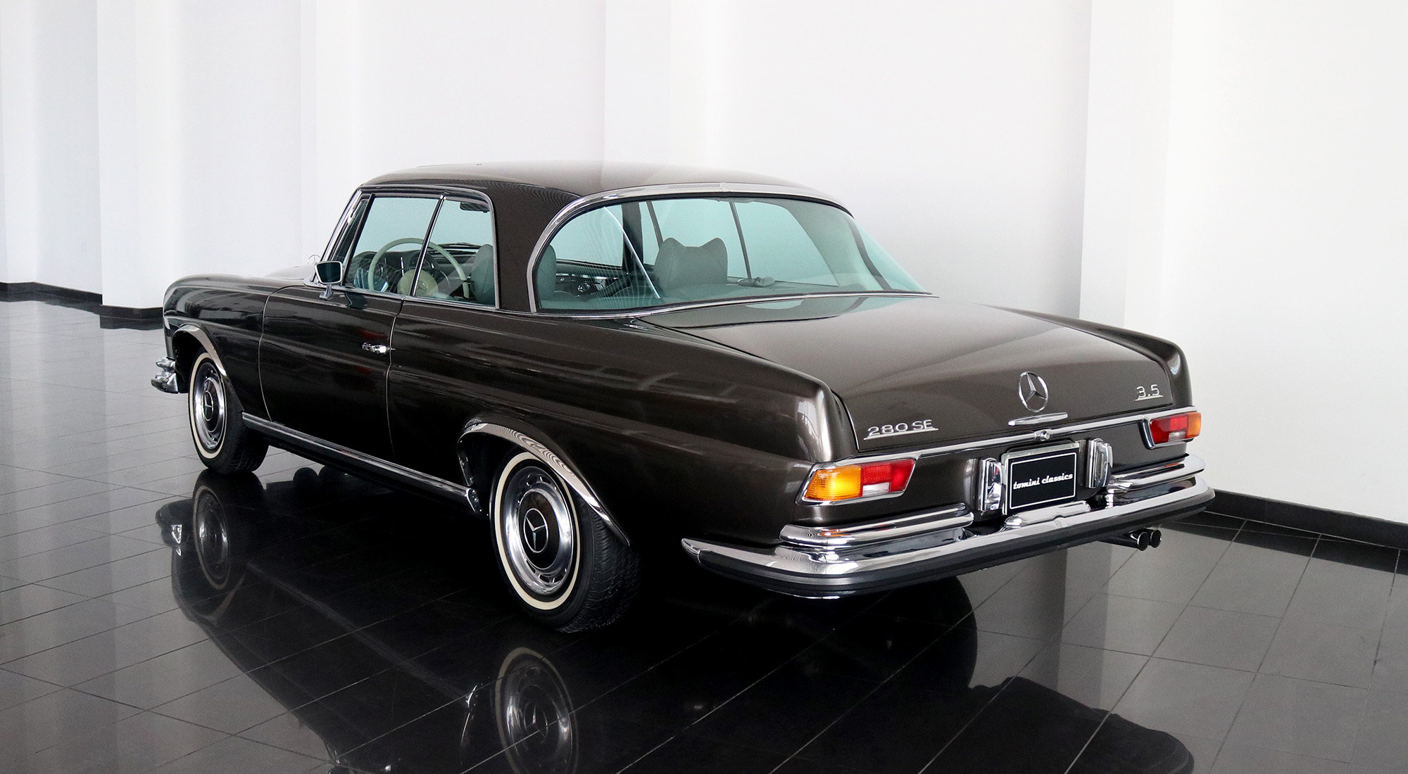 1970 Mercedes-Benz 280SE 3.5 Coupe For Sale (picture 3 of 6)